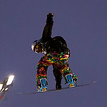 Чемпионат Москвы по сноуборду в дисциплине Big Air