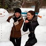 Соревнования «Зимние забавы»