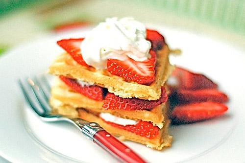 Десерт на завтрак поможет быстрее сбросить вес