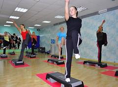 Спортивная жизнь в фитнес-клубе Sport House