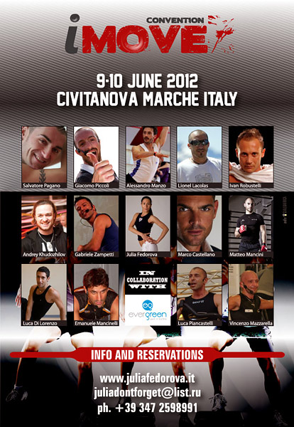 iMOVE Fitness Convention II