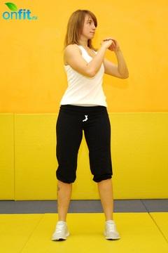 Упражнения для спины: вращение корпуса