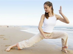 Упражнения для спины: вырабатываем красивую осанку