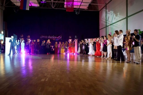 Кубок Dance Studio by World Class