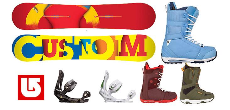 Очень важно подобрать ботинки, доску и крепления для сноубординга правильно.