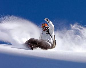Сноубординг - это самый настоящий фитнес.