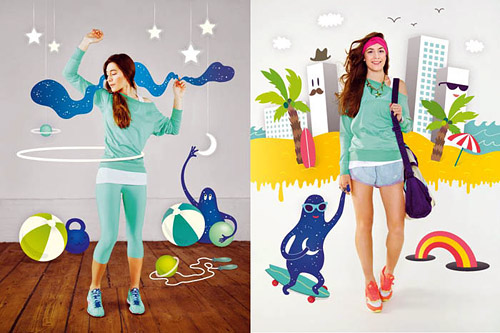 Новая коллекция одежды от Nike объединяет спорт и Casual