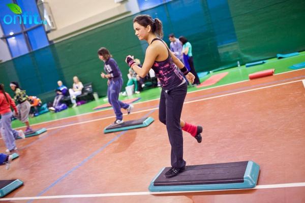 II фитнес-конвенция Wellness Weekend