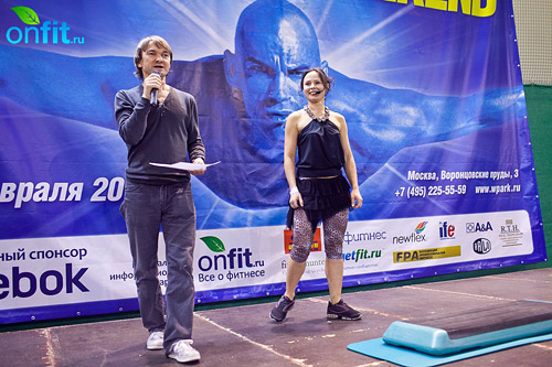 International Fitness Open 2012 стартовал!
