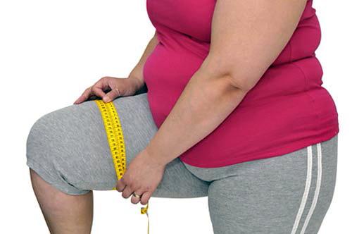 Количество людей, страдающих от ожирения, растет