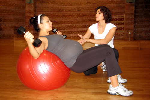 Prenatal: обучающий семинар IFS