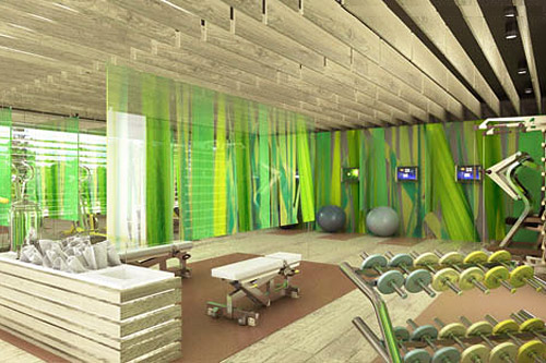 Фитнес-отели для поклонников здорового образа жизни