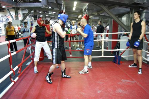 Impact - это бокс без травм