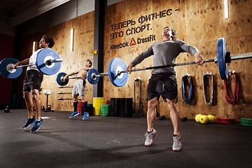 Тренировки CrossFit – новое измерение фитнеса