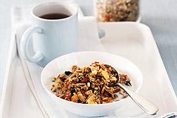 Мюсли - это кладезь витаминов и минеральных веществ, которые полезны нашему организму.