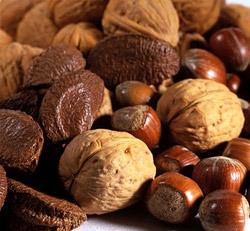 Орехи не только вкусны и полезны, но и прекрасно усваиваются организм.