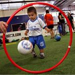 Городские финальные соревнования спортивных семей «Весенние забавы»