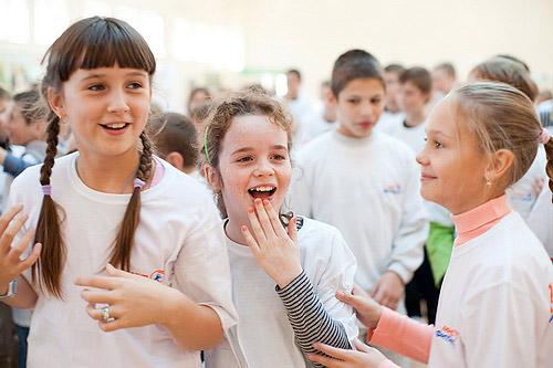 Третий час физкультуры постепенно вводится по всей России