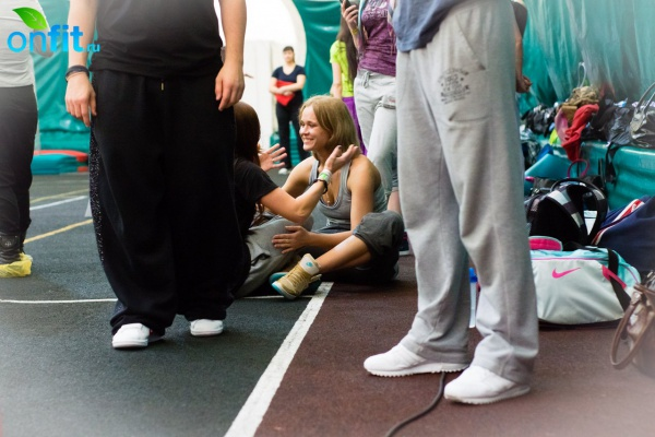 ������ ���� World Gym Fitness Fest 2012