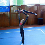 Чемпионат Москвы по спортивной акробатике