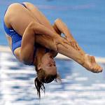 Чемпионат Москвы по прыжкам в воду
