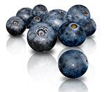 Фиолетовый и синий оттенок продуктов рекомендуется творческим людям в период нехватки вдохновения.