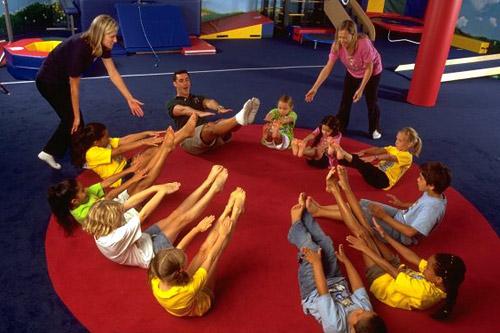 «Детский фитнес. Базовый курс, 2 ступень» - обучающий семинар Центра «Фитбол»