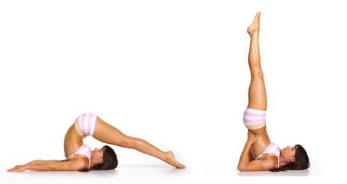 Асаны йоги от бессонницы