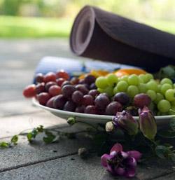 Йога и режим питания