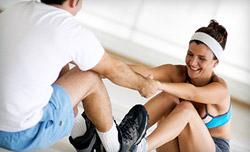 Весна! Скидки — 30% в фитнес-центре «Сана» в Измайлово!