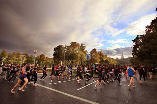 В Москве пройдут бесплатные тренировки по бегу