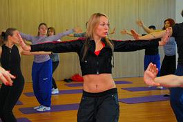 Фитнес-направление bodyART покоряет Россию