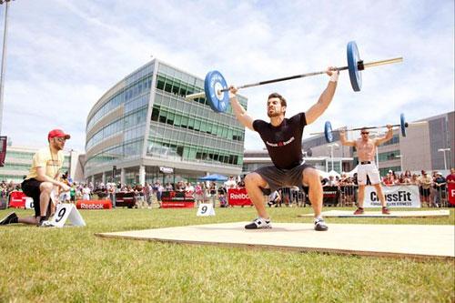 Eurosport покажет чемпионат по фитнесу Reebok CrossFit-2012