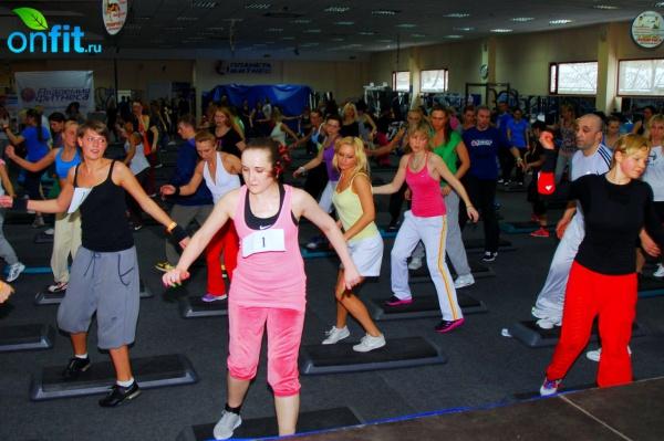 ������������� ��������� ������ Fitness&Dance�