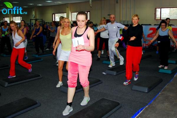 Международная конвенция «Белый Fitness&Dance»