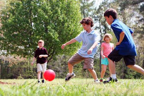 Оптимальный вариант для детей дошкольного и школьного возраста — секции общей физической подготовки.