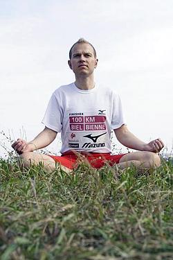 Тибетцы считают, что медитация помогает бегунам добиваться лучших результатов