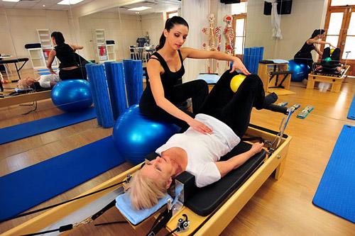 Pilates Rehabilitation — обучающий семинар International Fitness School