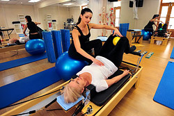 Pilates Rehabilitation � ��������� ������� International Fitness School