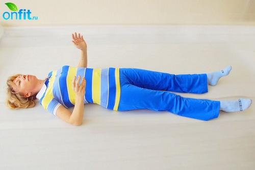 Спиральная гимнастика: упражнение 2. Гомопозиция с повышенным скручиванием