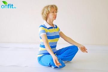 Спиральная гимнастика: упражнение 4. Гетеропозиция на растяжение