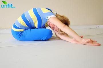 Спиральная гимнастика: упражнение 6. Гомопозиция на скручивание в сжатии