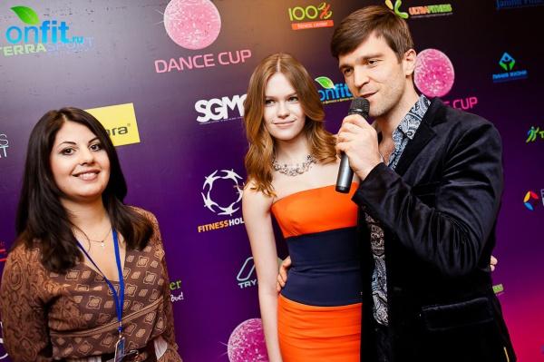�������� ������������ ������ � Dance Cup 2012