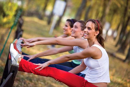 В Германии набирает популярность Outdoor Gym