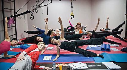 Брент Андерсон: pilates — обретаемое счастье!