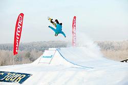 В 13 городах России будут построены новые сноуборд-парки