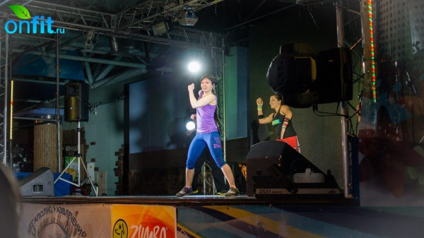 «Зумба» — это антизомби! Репортаж с фестиваля фитнес-танцев