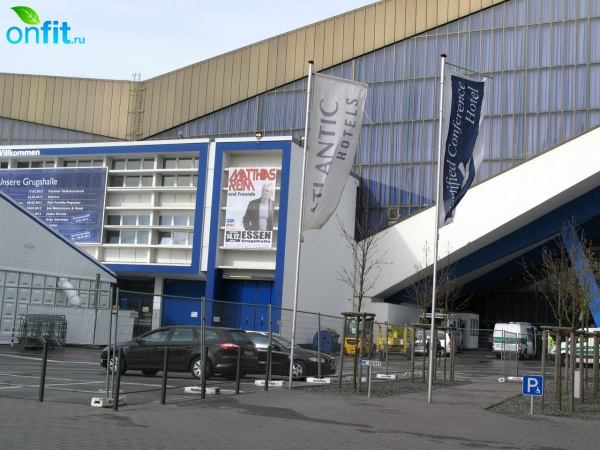 FIBO 2012 — международная выставка фитнеса и велнеса