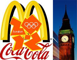В Британии выступают против «нездоровых» спонсоров Олимпиады-2012