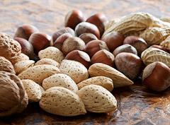 Орехи для красоты и здоровья